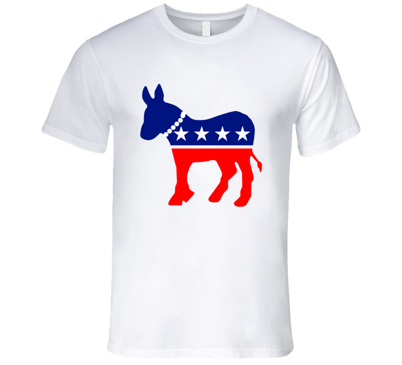 I'M WITH HER - Democratic Party - Hilary Clinton - First Female POTUS - 2016 Election T Shirt