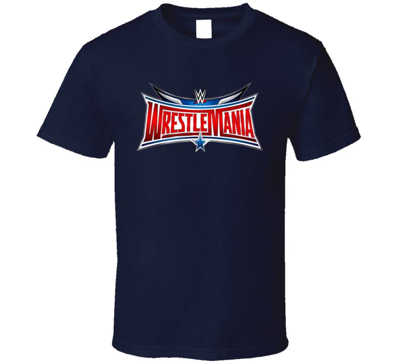 WrestleMania - Bring Back WrestleMania - Wrestling Fans T Shirt
