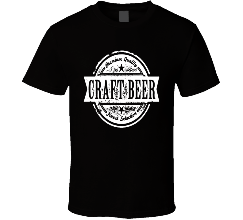Craft Beer Lovers - Drink Local - Beer Tees - Hops for Days - Small Brew Club T Shirt