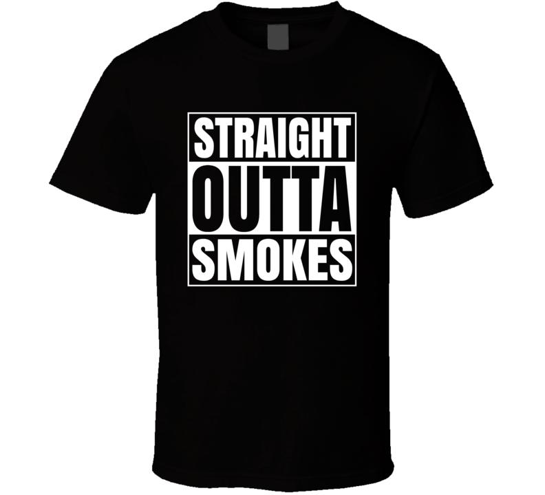 Outta Smokes T Shirt