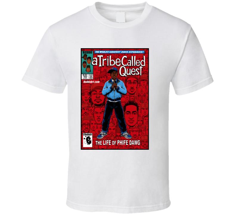 B E D D O -- Phife Dawg  T Shirt