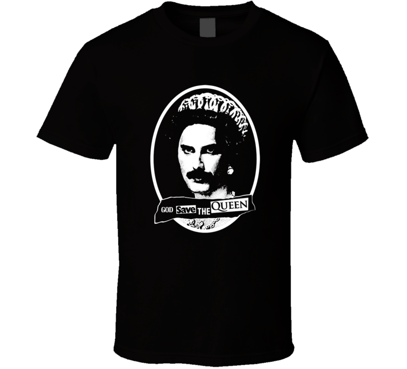 God Save The Qween T Shirt