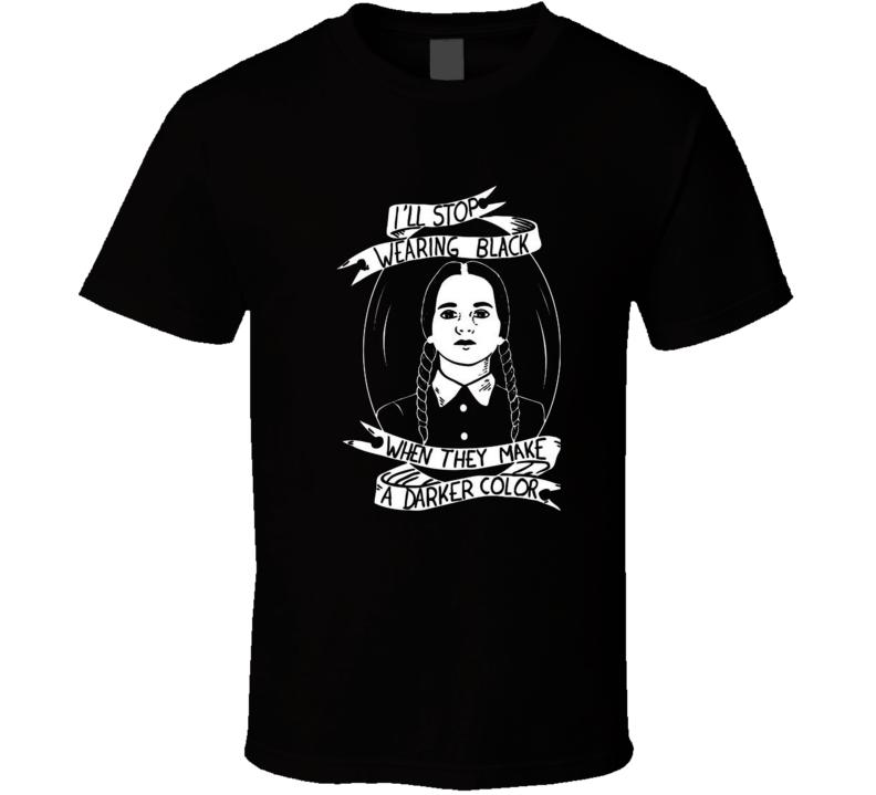 Black 4 Ever T Shirt