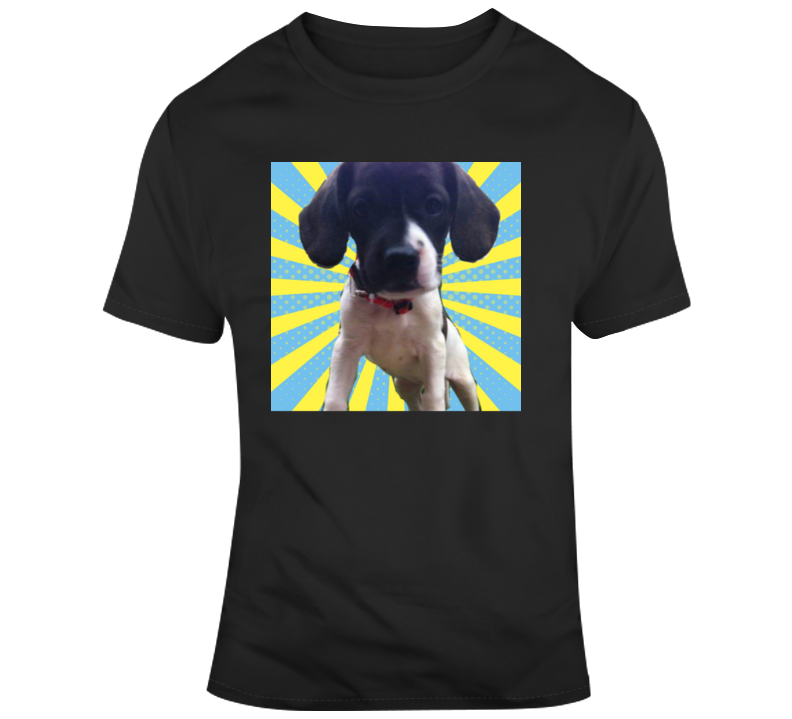 Puppy  Ruby  T Shirt