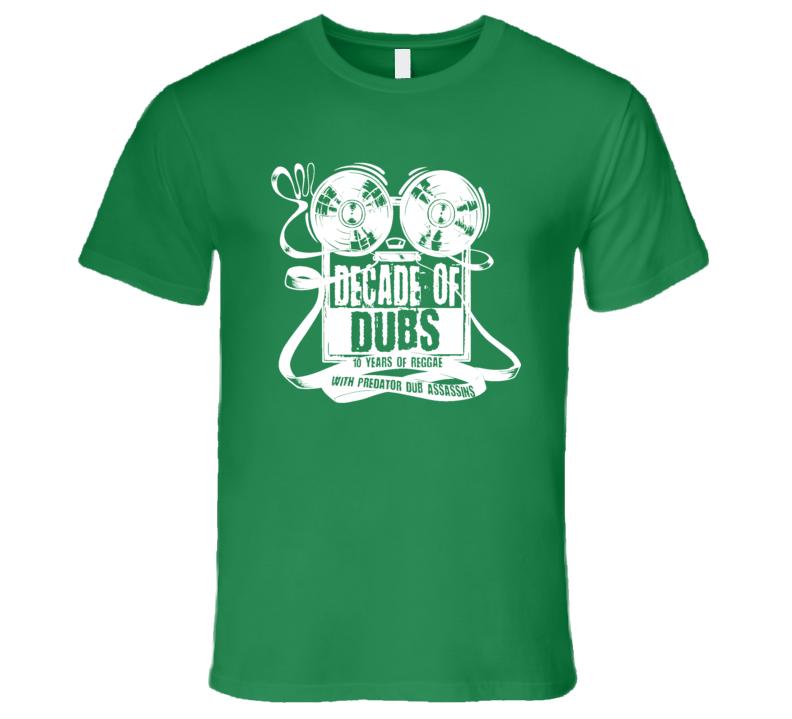 PDA DoD Wht print (Kelly) T Shirt