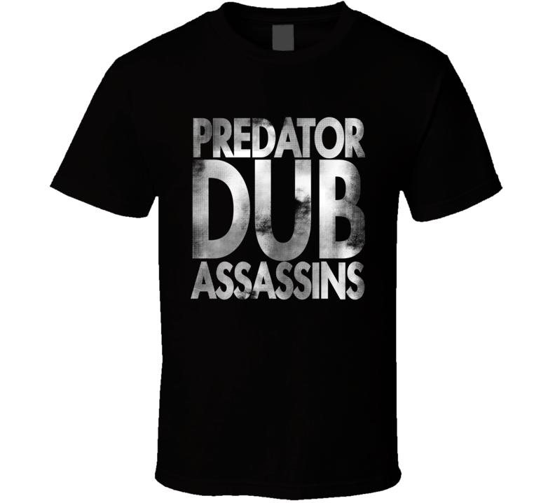 PDA Dubby Say RELAX 1980s T-Shirt WHITE PRINT
