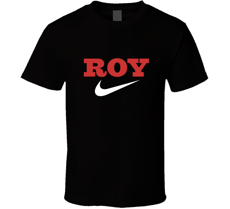 Roy Radics BK Swoosh T Shirt