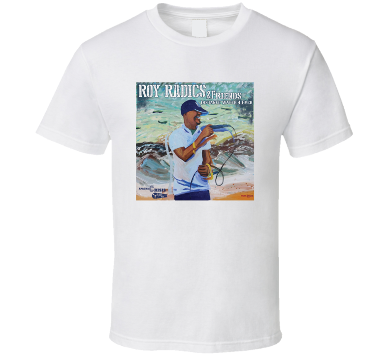 Roy Radics Distance Water Album Cover Shirt