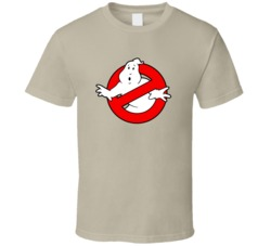 Ghostbusters Classic Logo T Shirt