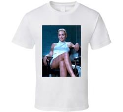 Sharon Stone Basic Instinct t shirt