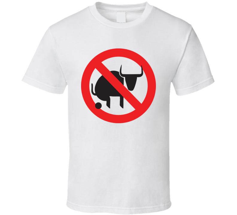 No Bull T Shirt