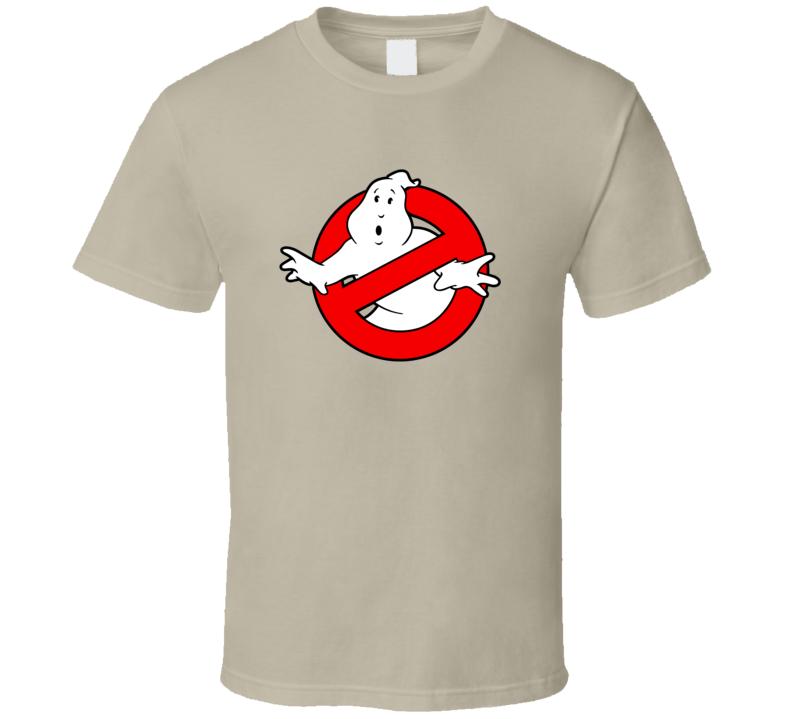 Ghostbusters Classic Logo T Shirt
