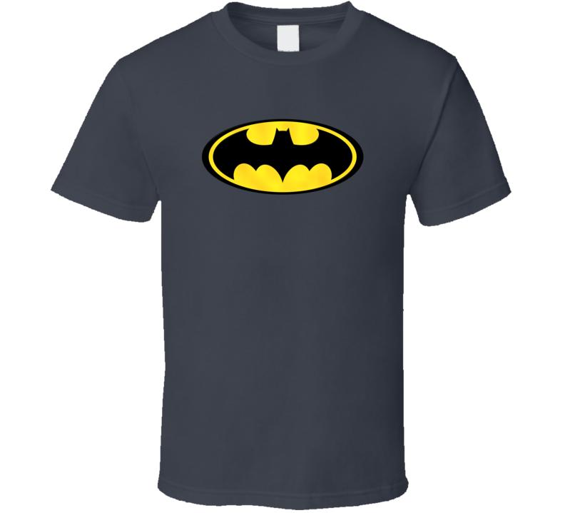 1980's Inspired Batman T Shirt