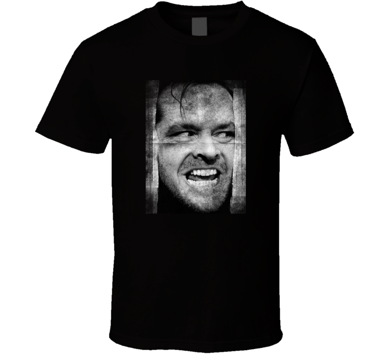 The Shining Here's Johnny T Shirt