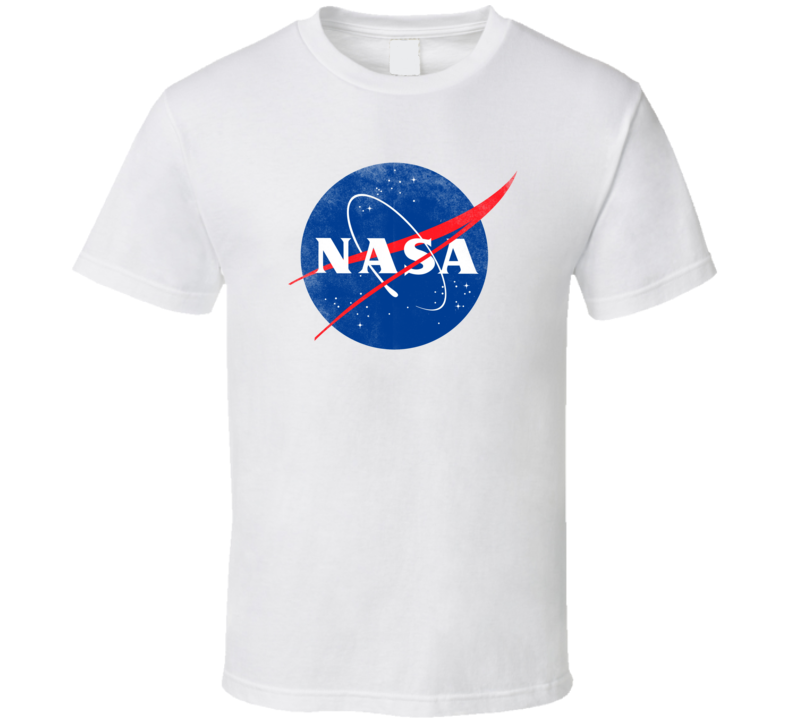 Nasa Vintage classic logo T Shirt