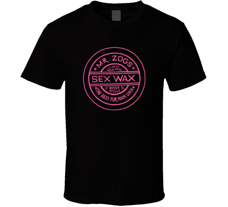 Mr. Zogs Sex Wax Summer T Shirt