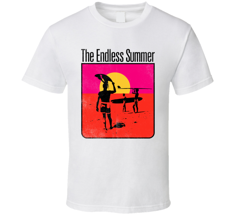 The Endless Summer Distressed T-Shirt