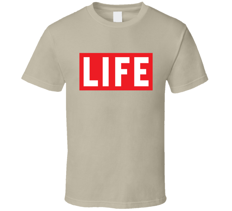 This Is The End James Franco Life Magazine T Shirt