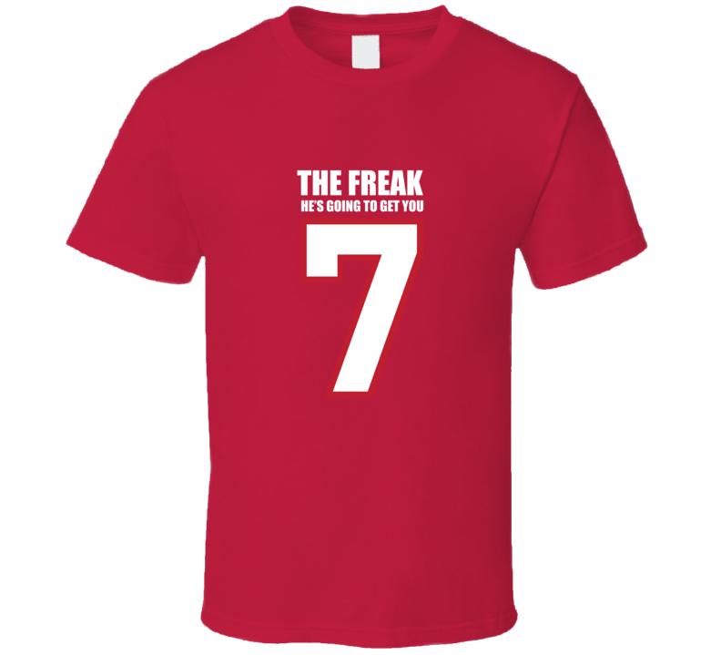 The Freak Clowney Inspired T Shirt
