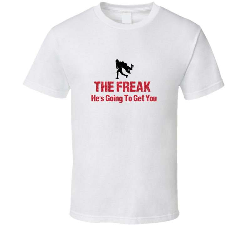 The Freak Clowney Inspired T Shirt