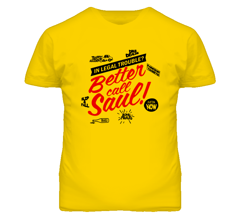 Better Call Saul Breaking Bad T Shirt