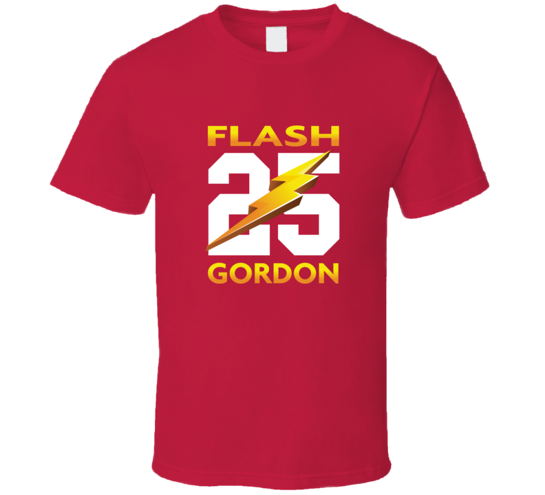 Flash Gordon - Melvin Gordon Inspired T Shirt