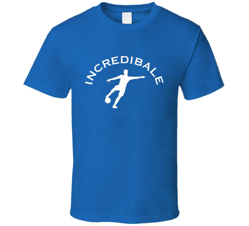 Incredibale Gareth Bale Inspired T Shirt
