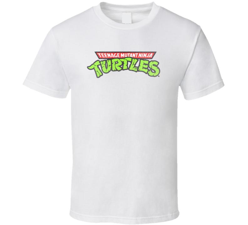 Teenage Mutant Ninja Turtles TMNT Distressed T Shirt