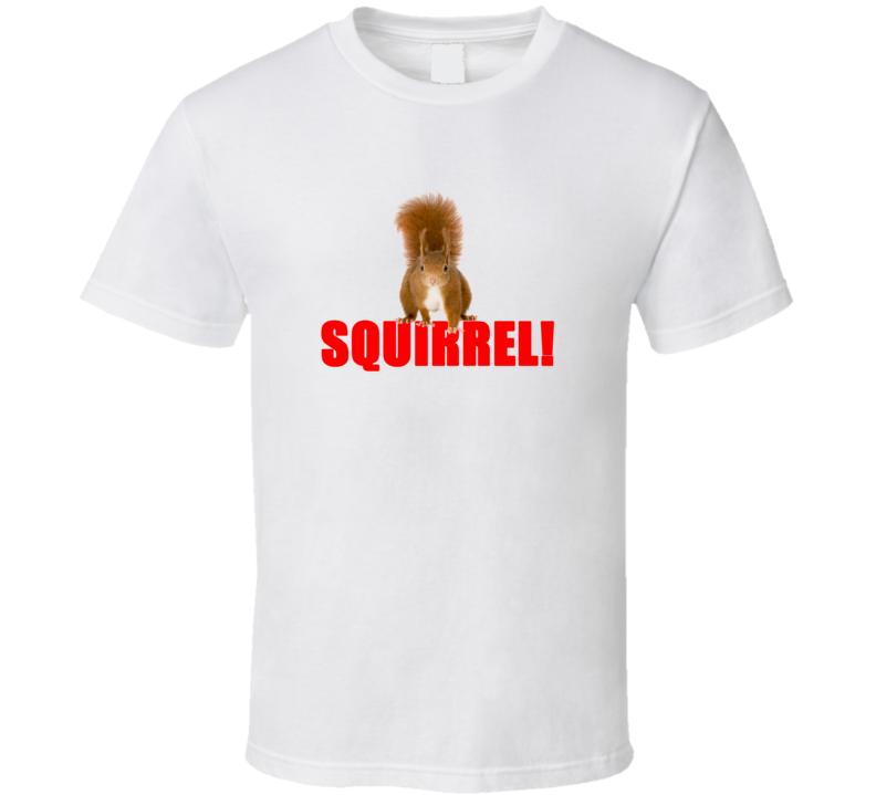 Squirrel Christmas Vacation T Shirt