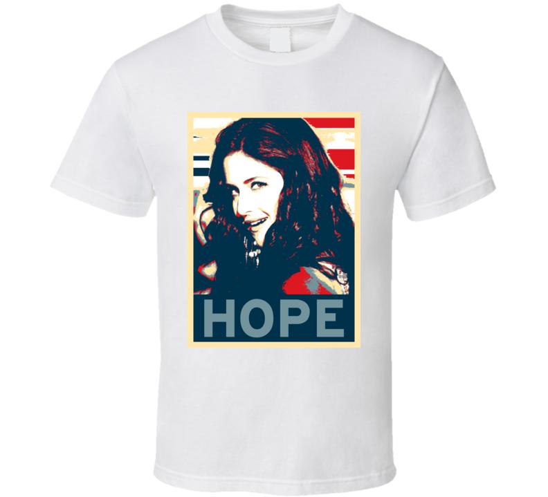 Katrina Kaif HOPE poster T Shirt