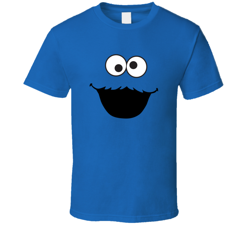 Cookie Monster T Shirt