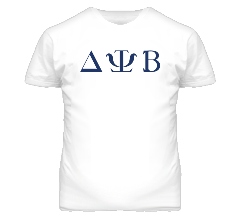 Delta Psi Beta Zac Efron Neighbors  White T shirt