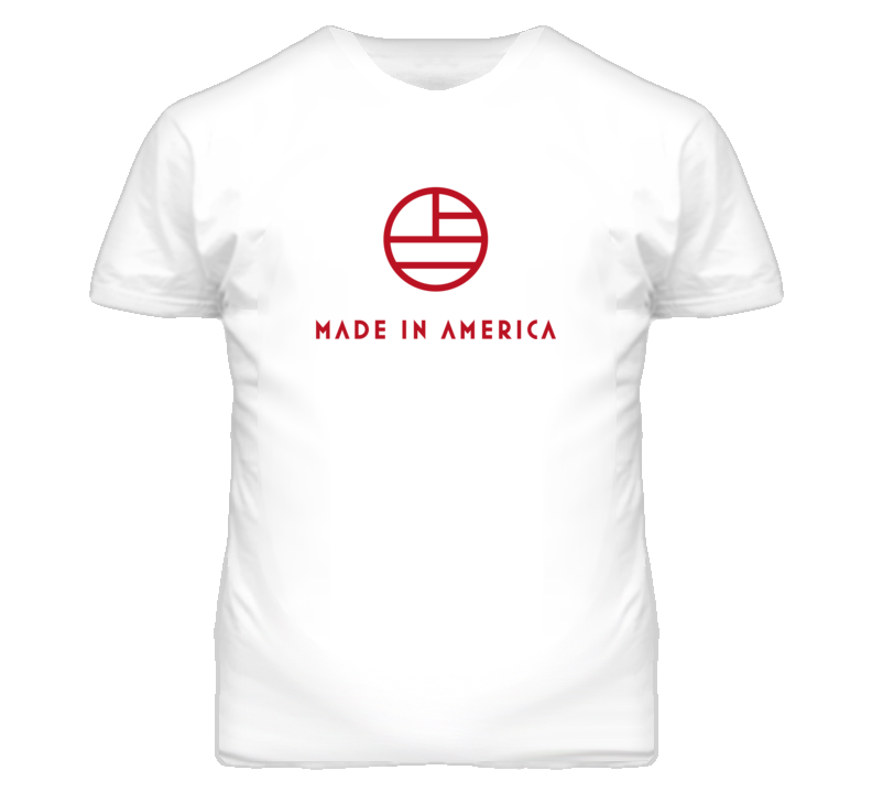 Made in America Fest T Shirt