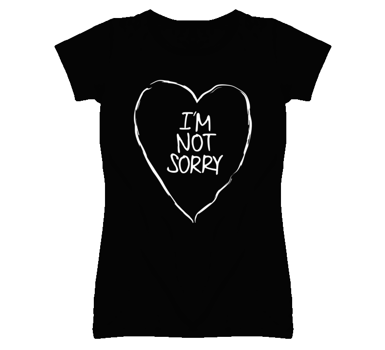 I'm Not Sorry Lena Headey T Shirt