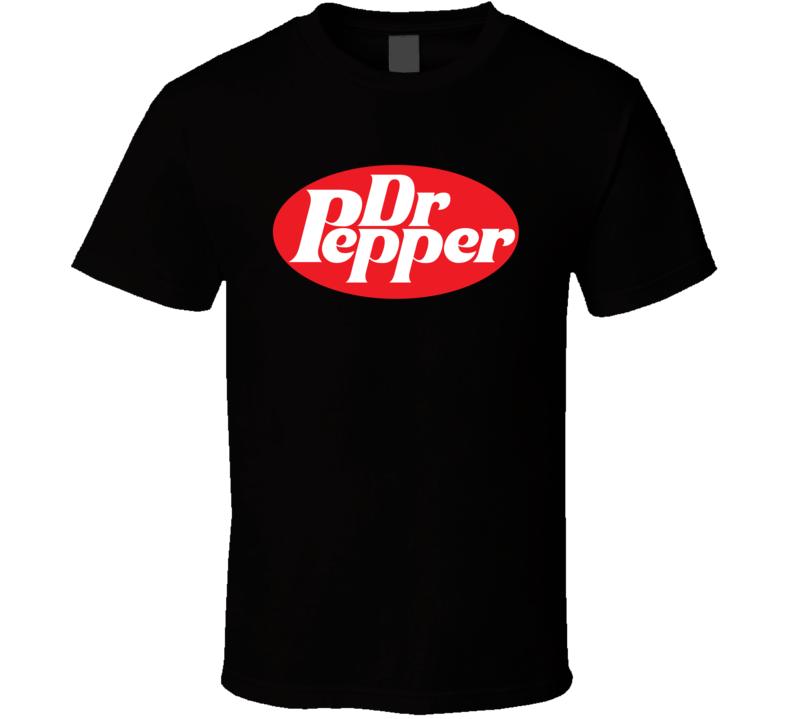 Dr Pepper Classic T Shirt