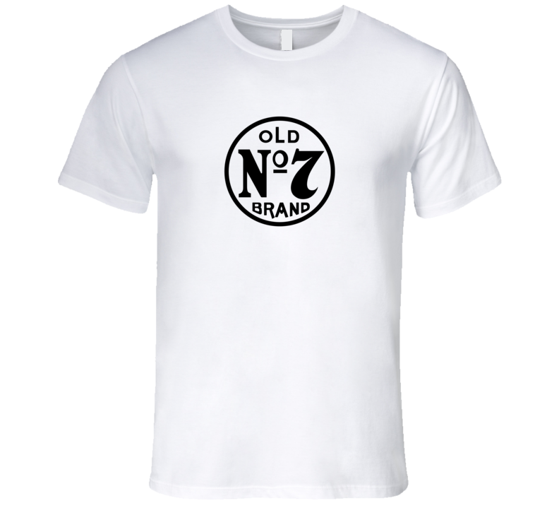 Jack Daniels Old Number 7 Tshirt