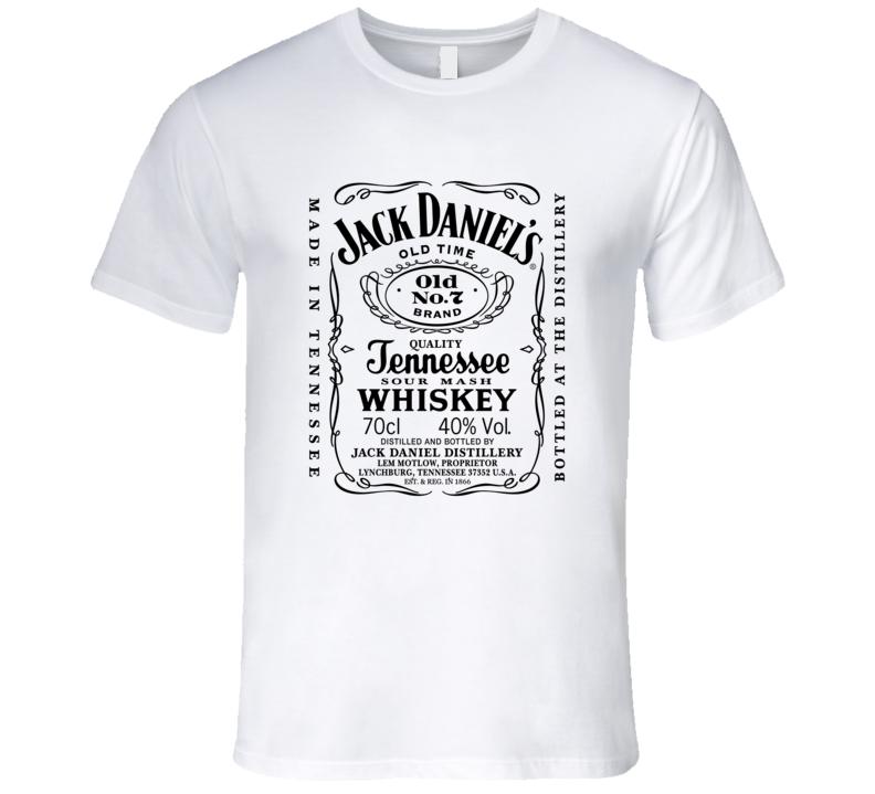 Jack Daniel's Whiskey Tshirt