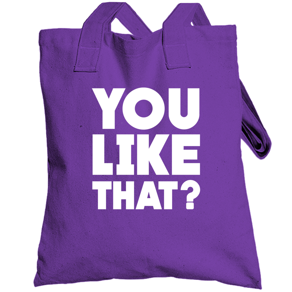 You Like That? Kirk Cousins Inspired Totebag