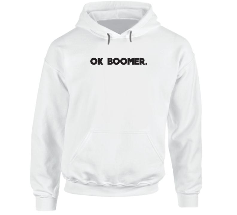 Ok Boomer Hoodie