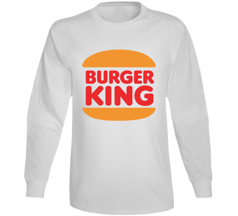 Burger King Retro Long Sleeve