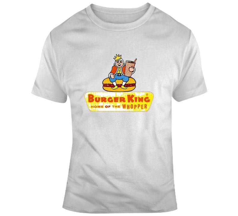 Burger King Vintage T Shirt