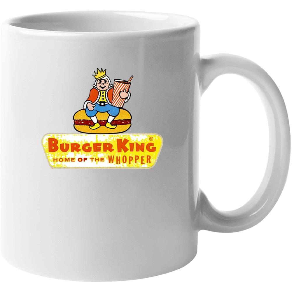 Burger King Vintage Mug