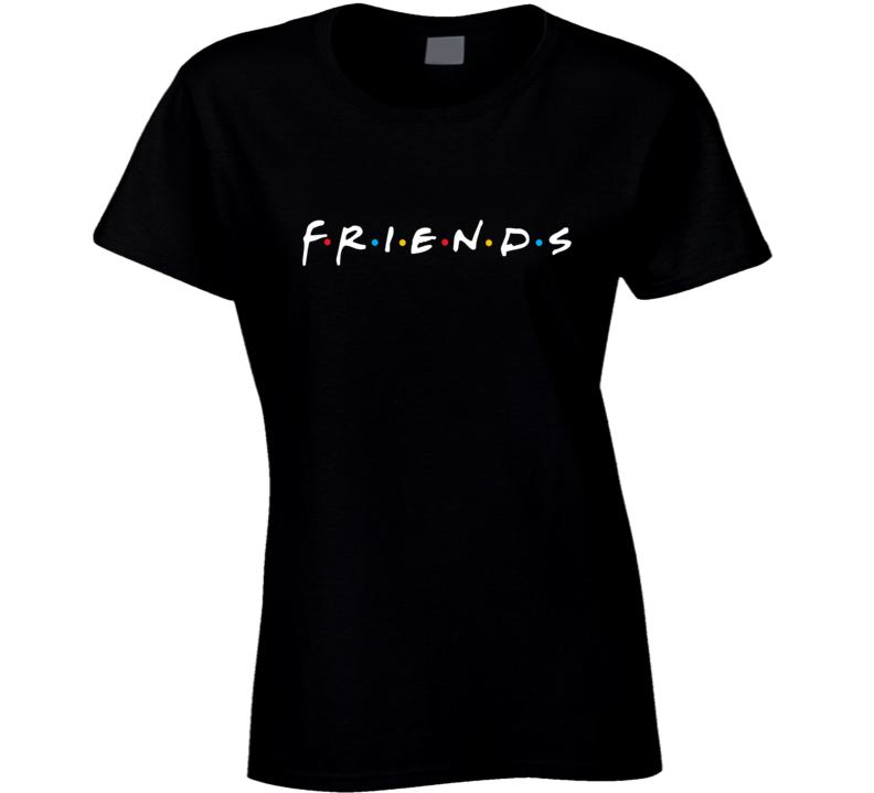 Friends Ladies T Shirt