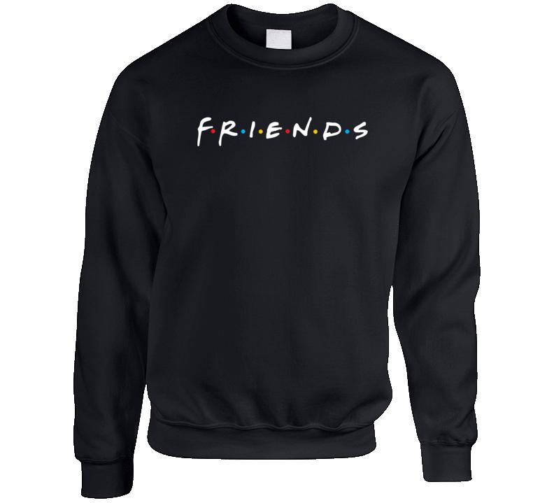 Friends Crewneck Sweatshirt