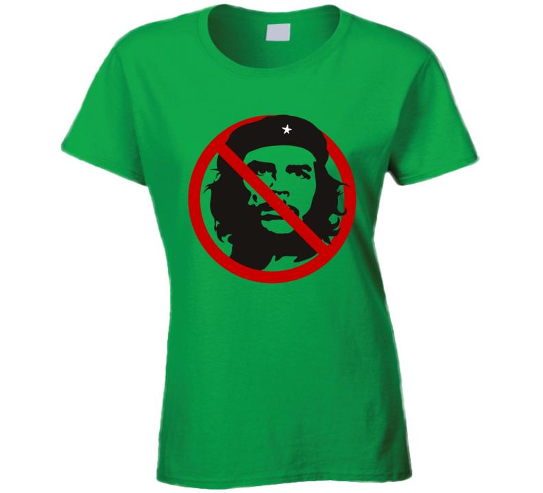 Communism Is Evil Katie Pavlich Inspired Ladies T Shirt
