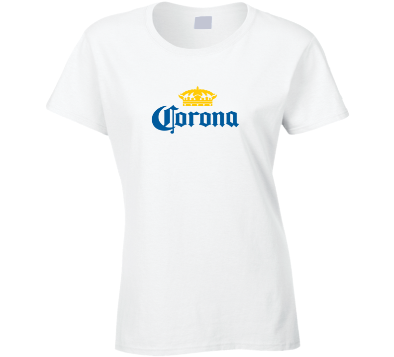 Corona Beer Ladies T Shirt
