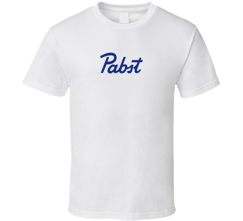 Pabst Beer T Shirt