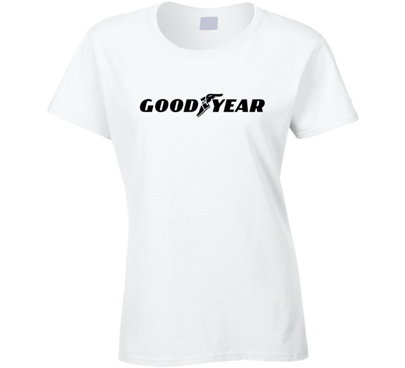 Good Year Classic Ladies T Shirt