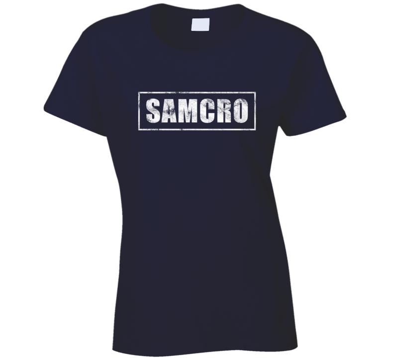 Samcro Ladies T Shirt