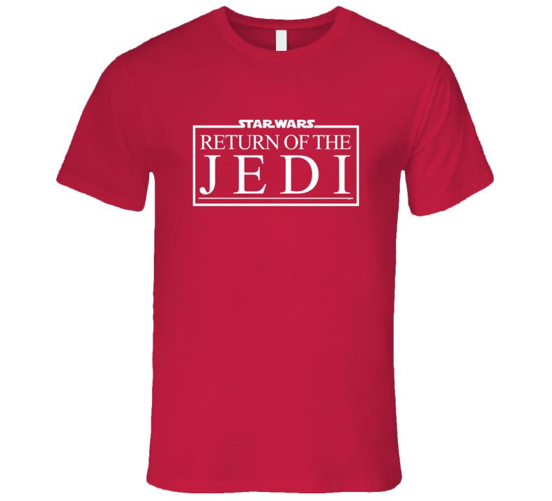 Return Of The Jedi T Shirt